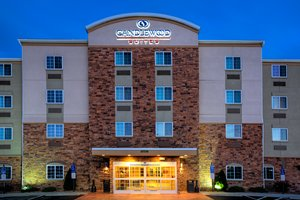 Exterior view - Candlewood Suites Cranberry Township