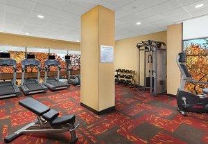 Fitness/ Exercise Room - Courtyard by Marriott Hotel near Harvard Cambridge