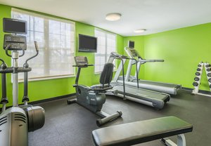 Fitness/ Exercise Room - TownePlace Suites by Marriott Springfield