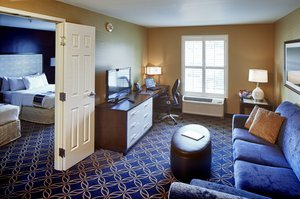 Suite - Nationwide Hotel & Conference Center Lewis Center