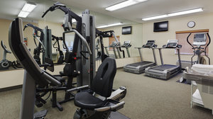 Fitness/ Exercise Room - Candlewood Suites West Reading
