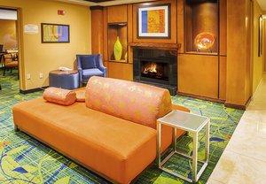 Lobby - Fairfield Inn by Marriott Highlands Ranch
