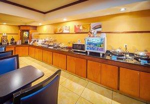 Restaurant - Fairfield Inn by Marriott Highlands Ranch