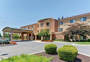 Exterior view - Courtyard by Marriott Hotel Mechanicsburg