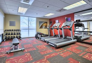 Fitness/ Exercise Room - Courtyard by Marriott Hotel Mechanicsburg