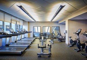 Fitness/ Exercise Room - JW Marriott Hotel New Orleans