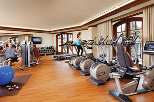 Fitness/ Exercise Room - Four Seasons Resort Vail