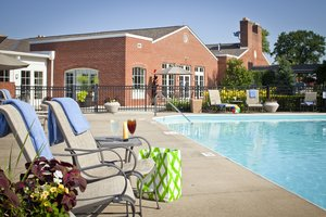 Pool - Nationwide Hotel & Conference Center Lewis Center