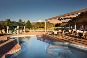 Pool - Garden of the Gods Club & Resort Colorado Springs