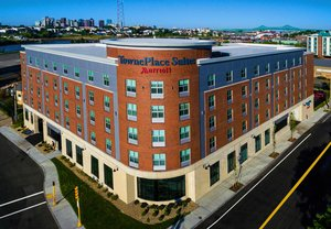 Exterior view - TownePlace Suites by Marriott Boston Logan Airport Chelsea