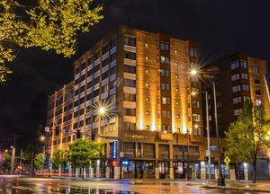 Exterior view - Silver Cloud Hotel Stadium Seattle