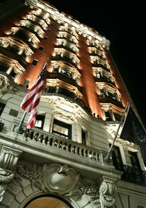 Exterior view - Mansfield Hotel New York
