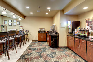 Lobby - Cobblestone Inn & Suites Ambridge