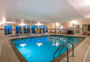 Fitness/ Exercise Room - Courtyard by Marriott Hotel Mankato