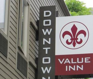 Exterior view - Downtown Value Inn Portland