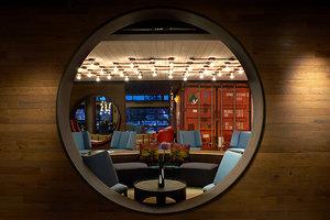 Lobby - Hotel Zephyr San Francisco