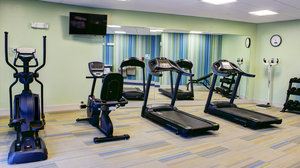 Fitness/ Exercise Room - Holiday Inn Express Hotel & Suites Spencer
