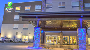 Exterior view - Holiday Inn Express Hotel & Suites Spencer