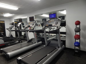 Fitness/ Exercise Room - Park Inn by Radisson Uniontown