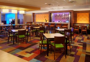 Restaurant - Fairfield Inn & Suites by Marriott Northampton