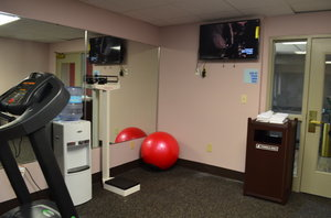 Fitness/ Exercise Room - Holiday Inn Express Madison