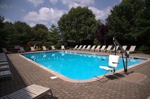 Pool - Holiday Inn Hotel & Suites Parsippany