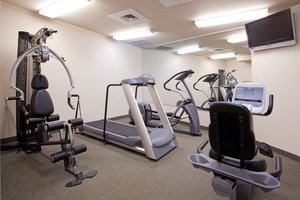 Fitness/ Exercise Room - Candlewood Suites Meridian Business Englewood