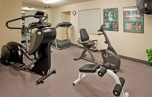 Fitness/ Exercise Room - Candlewood Suites Emporia