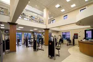 Fitness/ Exercise Room - Caribe Royale Hotel & Convention Center Lake Buena Vista