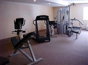 Fitness/ Exercise Room - Waterford Estates Lodge South Bend