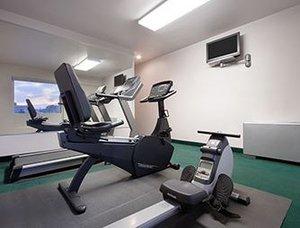 Fitness/ Exercise Room - Ruby2 Hotel Spokane