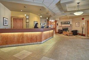 Lobby - Bonnyville Neighbourhood Inn