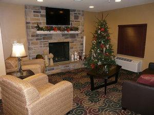 Lobby - Cobblestone Inn & Suites Harper