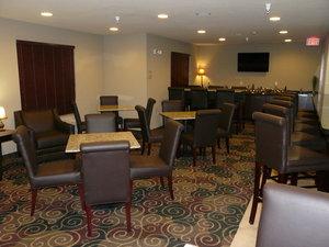 Bar - Cobblestone Inn & Suites Harper