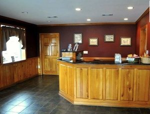 Lobby - Winnfield Lodge