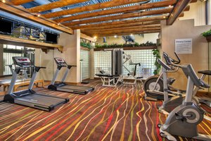Fitness/ Exercise Room - Holiday Inn South Baton Rouge
