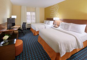 Room - Fairfield Inn & Suites by Marriott Northampton