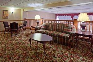Lobby - Holiday Inn Hotel & Suites Rothschild