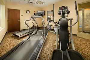 Fitness/ Exercise Room - Holiday Inn Express Hotel & Suites Schererville