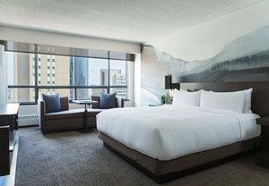 Room - Marriott Hotel Calgary