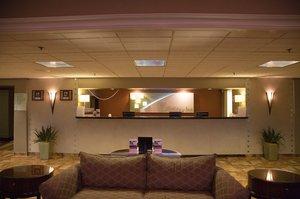 Lobby - Holiday Inn Hotel & Suites Parsippany