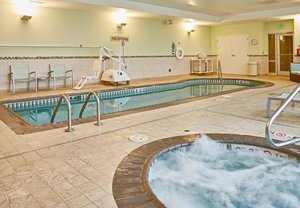 Fitness/ Exercise Room - SpringHill Suites by Marriott Aurora