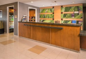 Lobby - SpringHill Suites by Marriott Hagerstown
