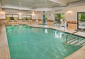 Fitness/ Exercise Room - SpringHill Suites by Marriott Hagerstown