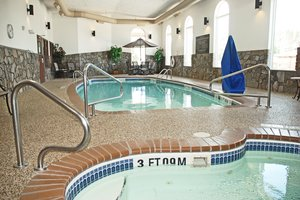 Pool - Holiday Inn Express Hotel & Suites Hill City