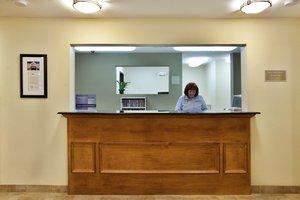 Lobby - Candlewood Suites Sulphur