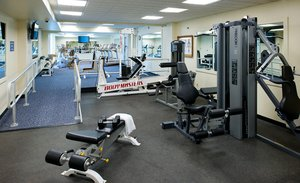 Fitness/ Exercise Room - Holiday Inn Express Hotel & Suites Green Tree Pittsburgh