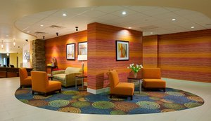 Lobby - Holiday Inn Express Hotel & Suites Green Tree Pittsburgh