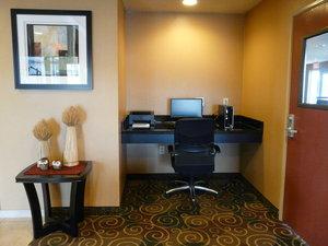 Conference Area - Cobblestone Inn & Suites Harper