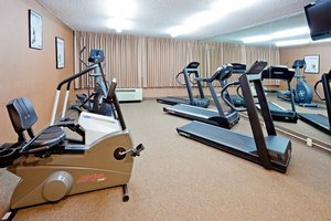 Fitness/ Exercise Room - Holiday Inn Hotel & Suites Parsippany